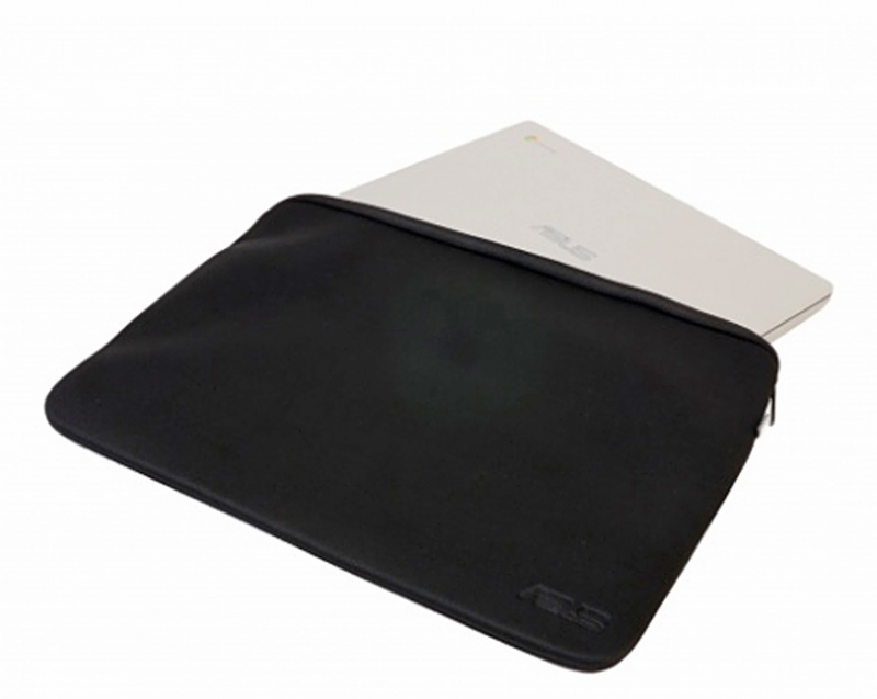 15 inch Notebook Carry Sleeve in Black